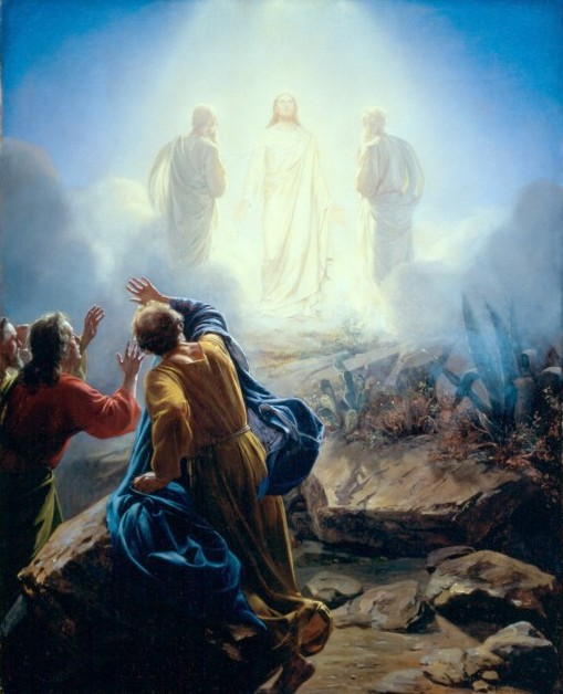 The Transfiguration by Carl Bloch 1875